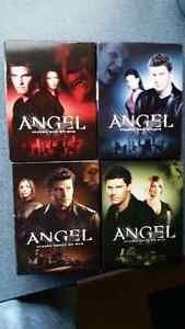 Angel Series Seasons 1 to 4