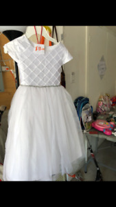 Beautiful dresses for girls aged 6-7yr