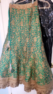 New Indian bridal/party wear (Lengha)