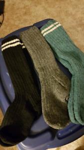 Wool socks for sale