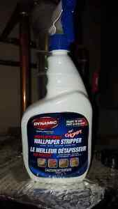 Wallpaper stripper spray $5