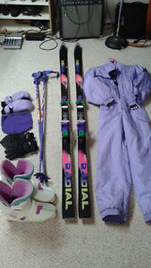 Head skis, boots and clothing  included in price. Peterborough Peterborough Area image 1