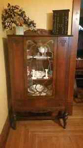 Early 1900's China cabinet