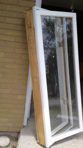 Casement Window 24 x 63
