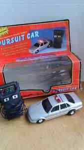 Supertoys Pursuit Car Vintage