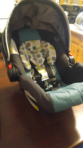 Infant Car Seat & Base
