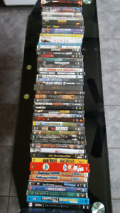 Dvds / movies 50+