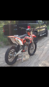 Dirt Bike sad to say good buy. Bought new one owner.