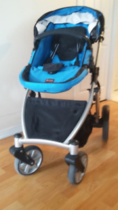 Britax B-Ready Stroller and Toddler seat and B-Safe Car seat