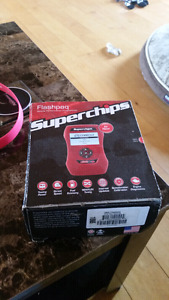 Superchips tuner ( ford )