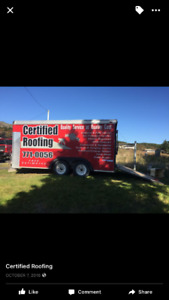 Certified Roofing - SPRING IS HERE!!!!!