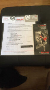 3 month membership to 9 rounds  kick boxing fitness