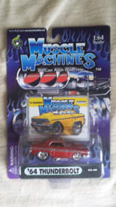 Muscle Machines Die Cast '64 Thunderbolt