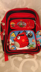 New Angry Birds Bag Pack