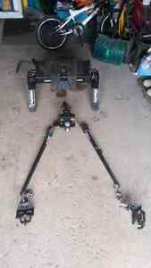 Complete Reese 5th wheel hook up to tow your trailer