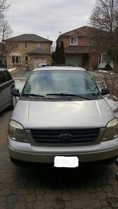 BEST 2006 Ford Freestar Sport Minivan