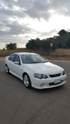 2003 Ford XR6 Turbo Crace Gungahlin Area Preview