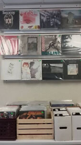 Vinyl Records For Sale Chad's Game Room (Downtown Bowmanville)