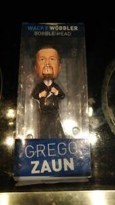 Gregg Zaun Black Suit Bobblehead