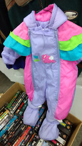 Girls Winter suit size 12  months