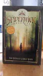 Spiderwick chronicles all 5 books in excellent condition