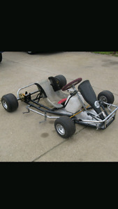 Looking for running and driving go kart $400