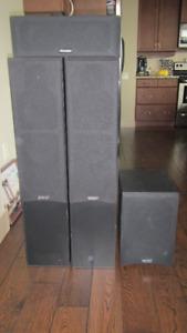 Dahlquist Speaker System