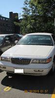 1997 Mercury Grand Marquis LS Sedan