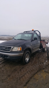 Parting out a 2000 F-150