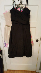 Little black dress size 0