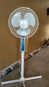 Moving Sale Stand Fan