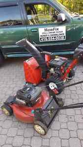$60 Repairs At Your Home! ☆ Snowblower Tune Ups ☆ Small Engine