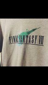 Final Fantasy VII Hoodie S