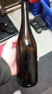 Homebrewing 700ml Empty Brown Capped Bottles West Island Greater Montréal image 1