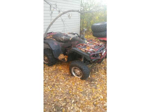 Used 2003 Arctic Cat 500 4x4 manual