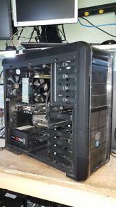 Ordinateur Gamer i7-4820K, 32 GB, 250 SSD et 1 TB + GTX1660 6 Go