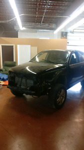 09 vw Touareg part out