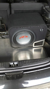"12"" Alpine type r subwoofer"