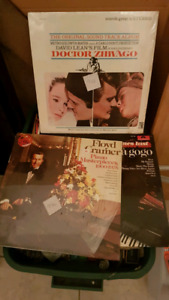 Lots of old records still in package 3.50 a piece