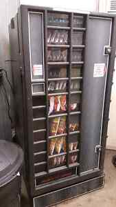 Pop and Snack Vending Machine