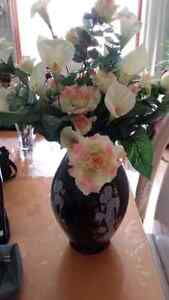 Vase with Flowers FOR SALE