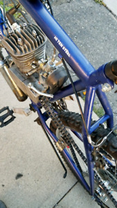 80cc Gas  Bicycle
