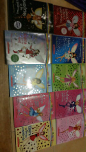 10 French Rainbow Magic Fairy books