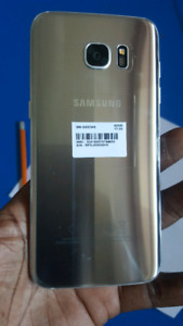 Samsung Galaxy S7 Edge New - Unlocked - Never used. - Sylver col