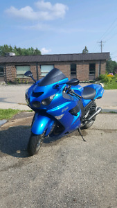 2007 ZX14 13000kms
