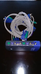 Linksys KVM Switch