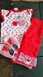 6-9 month girls clothing