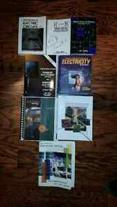 Electrical textbooks