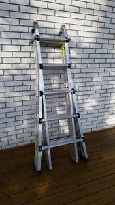 Échelle multi-usage, 21 pi/Multi-Task Ladder, 21-ft Marque
