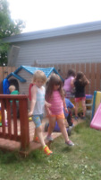 Opening in my home daycare in paradise Elizabeth park area lunch